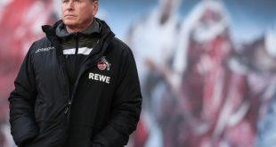 Markus Gisdol stärkt Meyer den Rücken