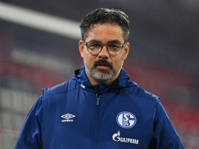 David Wagner hofft auf den Ligaverbleib von Schalke 04