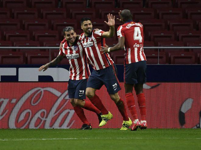 Die Treffer von Suarez reichten Atletico nicht