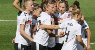 DFB-Frauen starten ins Länderspieljahr