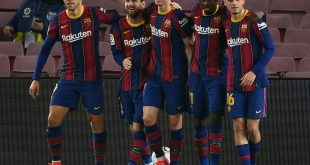 Barcelona gewinnt gegen Elche