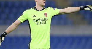 Bernd Leno trifft mit Arsenal auf Slavia Prag