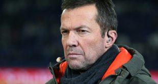 Lobt die deutsche Nationalmannschaft: Lothar Matthäus