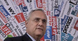 Italiens Fußball-Verband fordert Sperre für Lotito