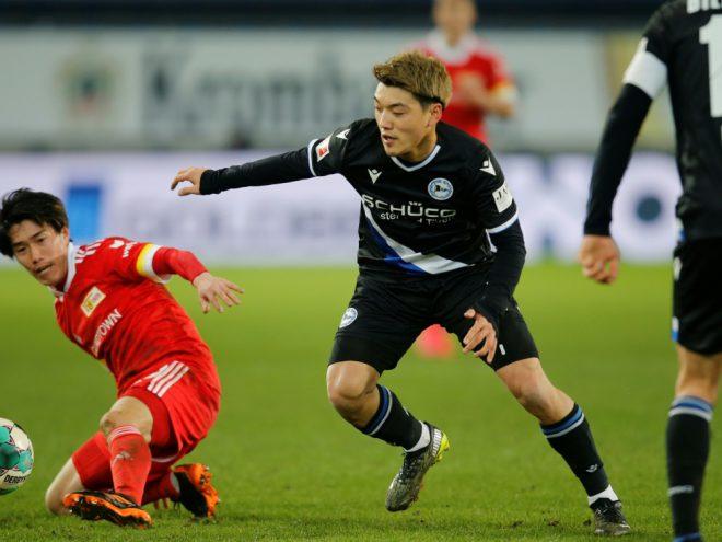 0:0 zwischen Bielefeld und Union Berlin