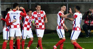 Kroatien gewinnt knapp gegen Zypern