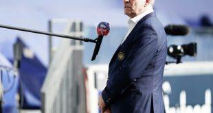 Peter Fischer wünscht sich mehr Courage gegen Rechts