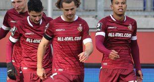Dynamo Dresden verliert mit 0:1 bei 1860 München