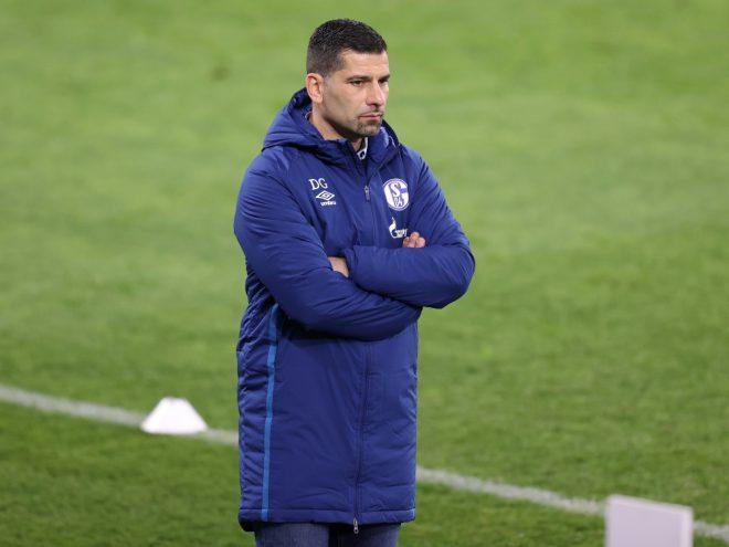 Auch mit Dimitrios Grammozis kein Sieg für Schalke