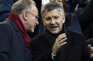 DFB-Elf: Hainer spricht sich für Rückkehr von Müller aus