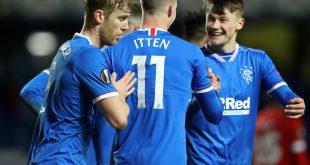 Die Rangers sichern sich den schottischen Meister-Titel