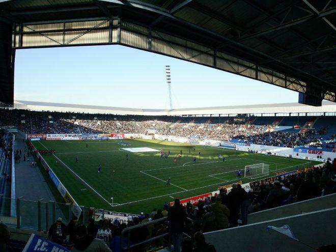 Das Ostseestadion bereitet sich auf Fan-Rückkehr vor