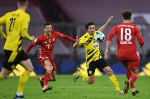 Bayern schlägt den BVB mit 4:2