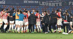 Athletic Bilbao bejubelt den doppelten Finaleinzug