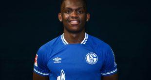 Matondo besitzt bei Schalke noch einen Vertrag bis 2023