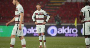 Cristiano Ronaldo und Portugal verspielen Sieg