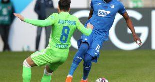 Wolfsburg erhält in Hoffenheim einen Dämpfer