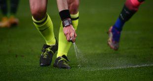 Fans mit Schiedsrichtern unzufrieden