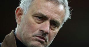 Bedient: Jose Mourinho