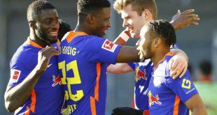 Leipzig gewinnt mit einem 3:0 in Freiburg