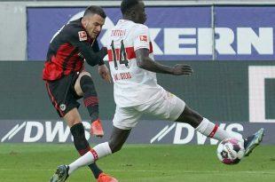 Frankfurt und Stuttgart trennen sich unentschieden