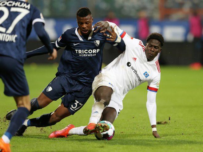 Amadou Onana trifft - Hamburg schlägt Bochum