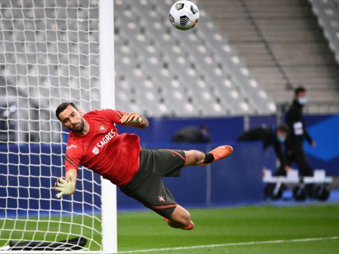 Nach Verletzung keine WM-Quali für Rui Patricio