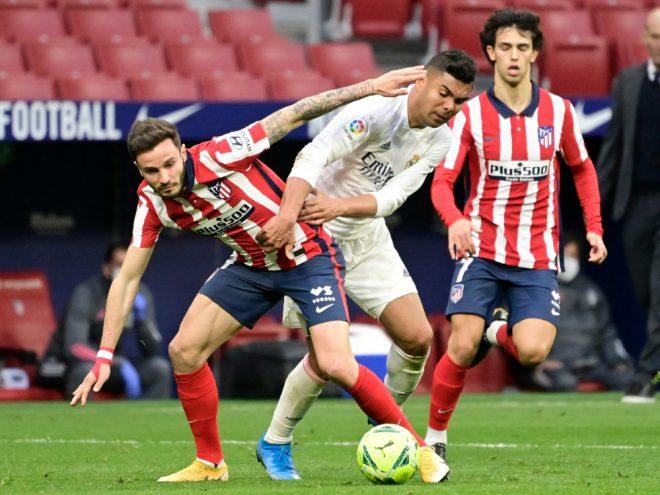 Unentschieden zwischen Atletico und Real