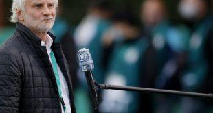 Rudi Völler hofft auf weitere Siege von Leverkusen