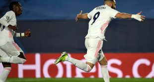 Karim Benzema verhilft Real maßgeblich zum Sieg