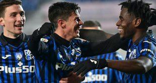 Bergamo gewinnt auch ohne Gosens und festigt Rang vier