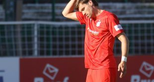 Ronny König brachte Zwickau nach 19 Sekunden in Führung