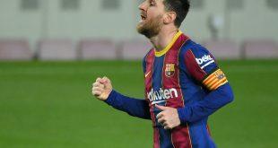 Messi erzielte einen Doppelpack für Barcelona