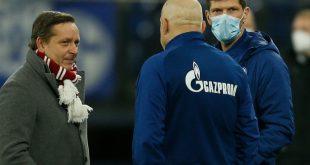 Heldt (l.) ist Gerüchten zufolge bei Schalke Kandidat