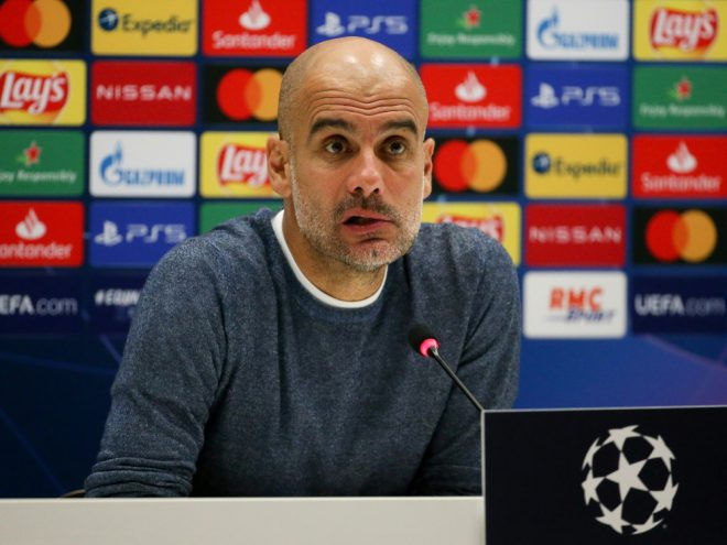 Auch Pep Guardiola will die Abstellung verweigern