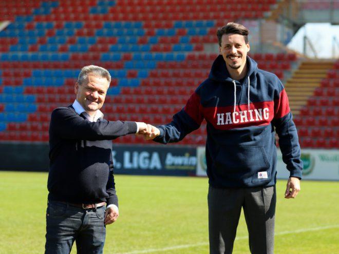 Übernimmt Unterhachings U19: Sandro Wagner