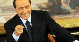 Berlusconi ist Besitzer und Präsident des AC Monza