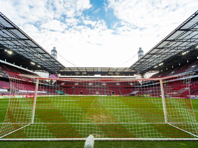 Hansa Rostock siegt mit 1:0 vor Zuschauerrängen