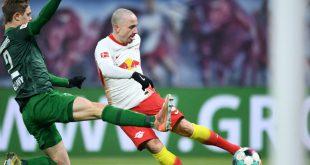 Muskelverletzung: Angelino (r.) fehlt RB weiter