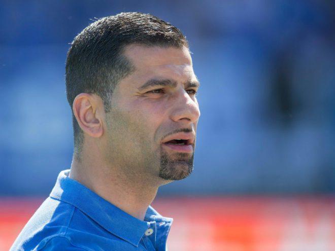 Dimitrios Grammozis will Schalke wieder auf Kurs bringen