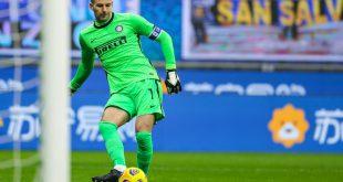 Handanovic fehlt Inter am Samstag gegen Sassuolo