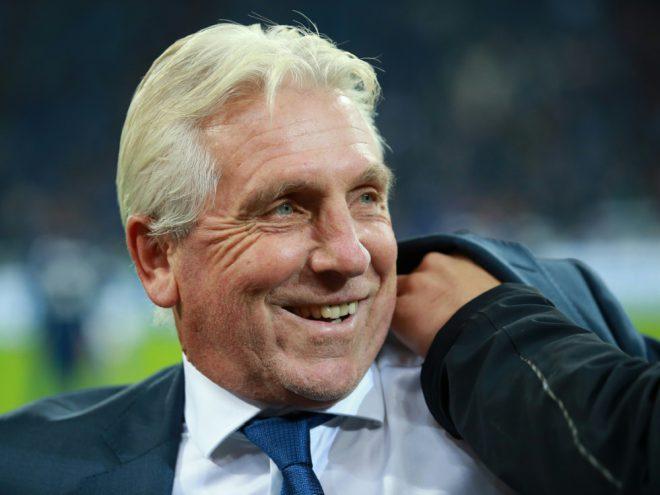 Fischer schoss 210 Tore in 334 Spielen für Schalke