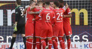 Fortuna setzt sich mit einem 3:1 gegen den FCN durch
