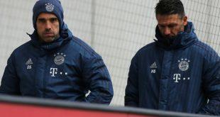 Schwarz (l.) und Demichelis übernehmen Bayern München II