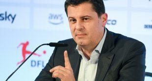 Seifert warnt vor Gründung der Super League