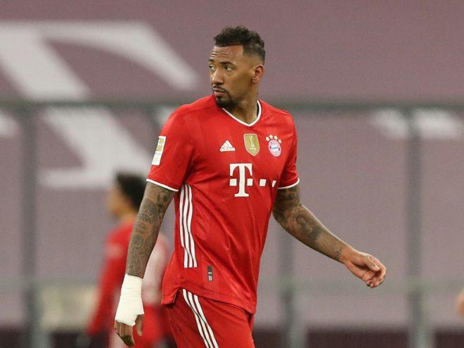 Boateng steht seit 2011 beim FC Bayern unter Vertrag