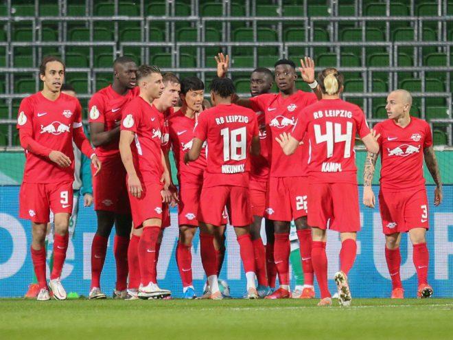 RB Leipzig steht erneut im Pokalfinale