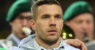 Super-League-Pläne: Podolski enttäuscht von Ex-Klubs