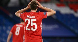 Bayern und Müller sind ausgeschieden