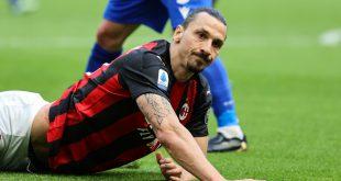 Im Spiel gegen Parma sah Ibrahimovic die Rote Karte